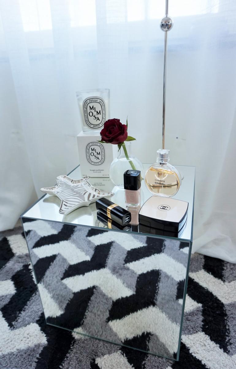 När jag gjorde en egen spegelkub 34 kvadrat Metro Mode